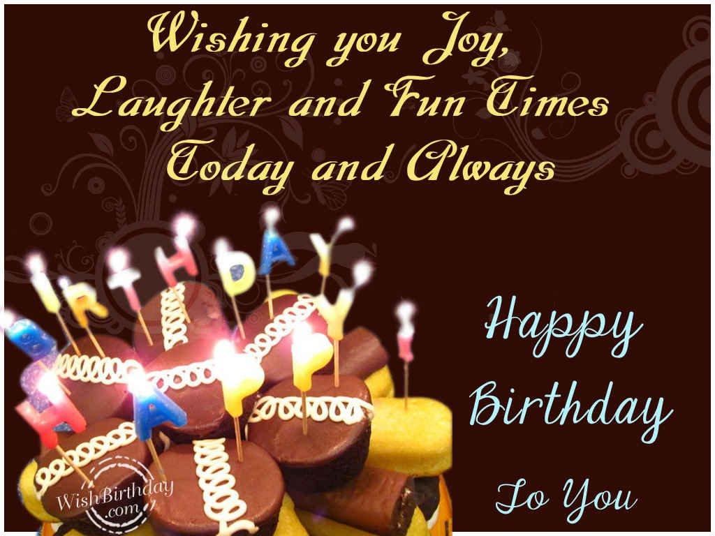 Ua Very Happy Wish Birthday Very