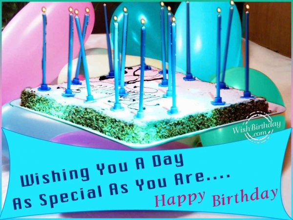 Birthday Cake Images For Special Person : Birthday Wishes With Cake - Birthday Images, Pictures