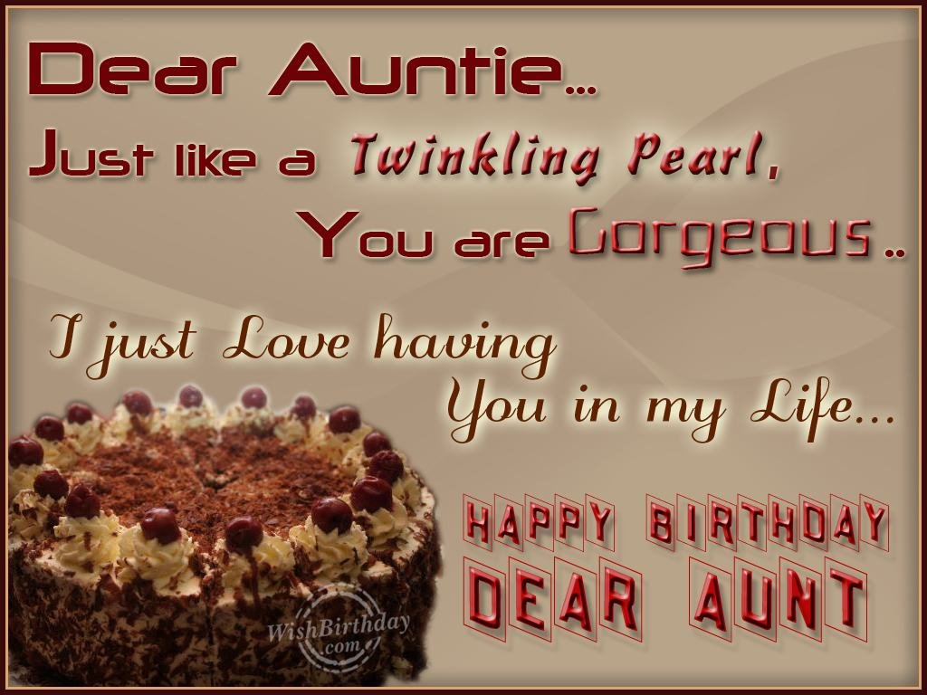 Birthday wishes for aunt birthday images pictures wishing you happy birthday my gorgeous aunt m4hsunfo