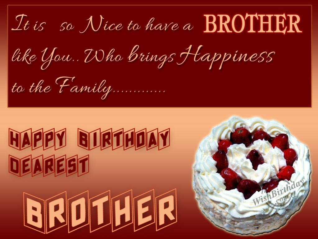 Birthday cake for dear brother gurinder jeet kristyandbryce Images