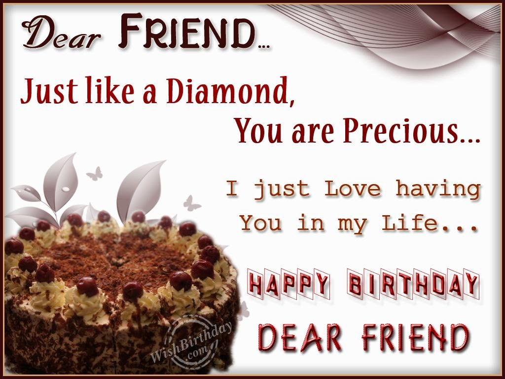 Birthday Wishes For Friend Birthday Images Pictures – Birthday Cards Greetings Friend