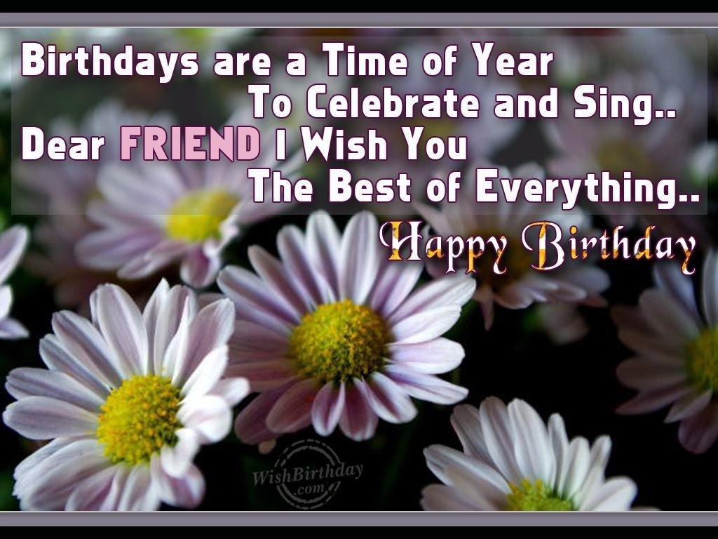 Happy Birthday Gorgeous Friend ~ Wishing you happy birthday my gorgeous friend wishbirthday