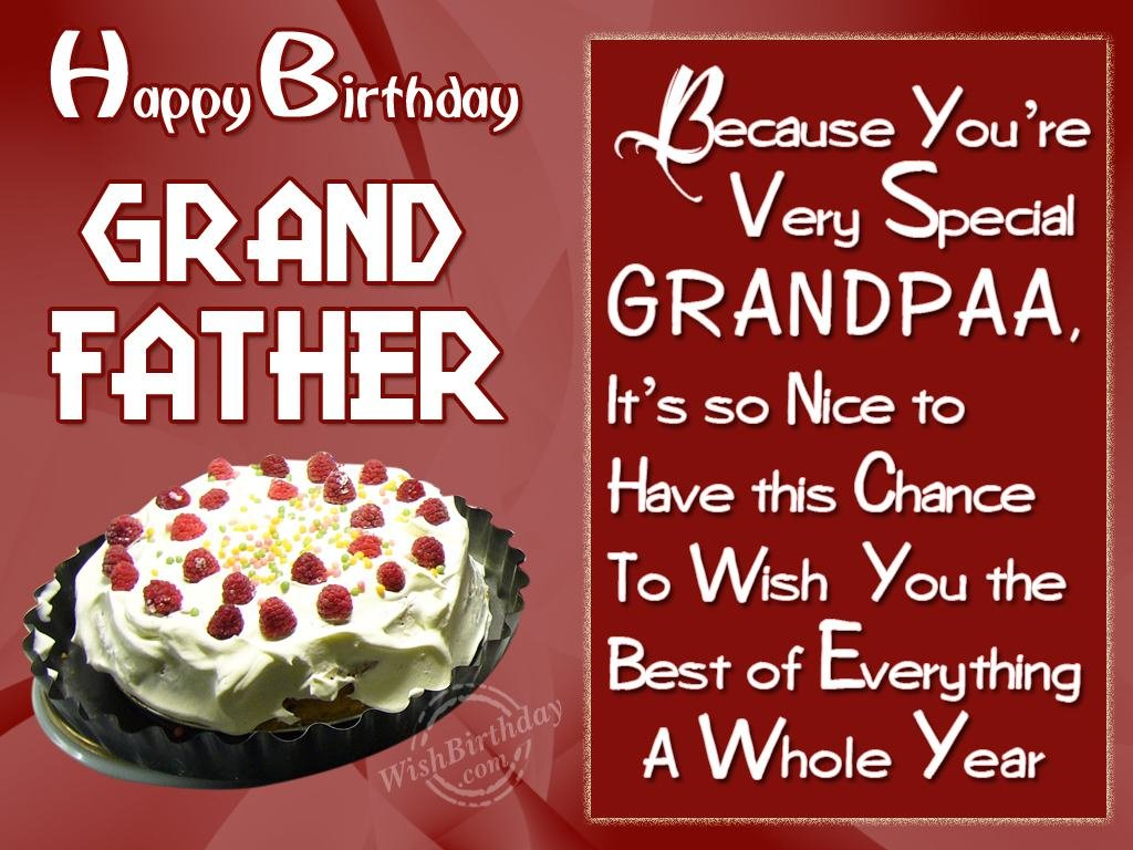Wishing Special Birthday Wishes For Special Grandfather Happy Birthday Wishes To Grandfather