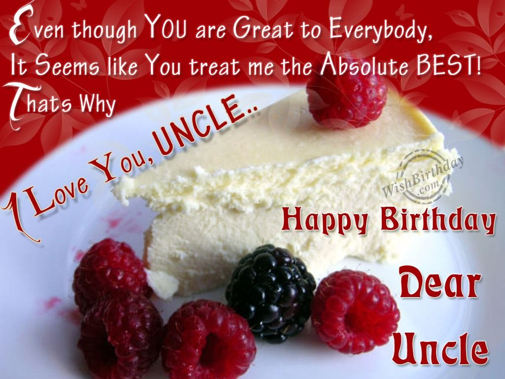 Birthday Wishes For Uncle Health ~ Happy birthday dear uncle wishbirthday