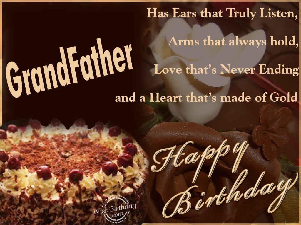 Happy Birthday Grandfather Wishbirthday Com Happy Birthday Wishes To Grandfather