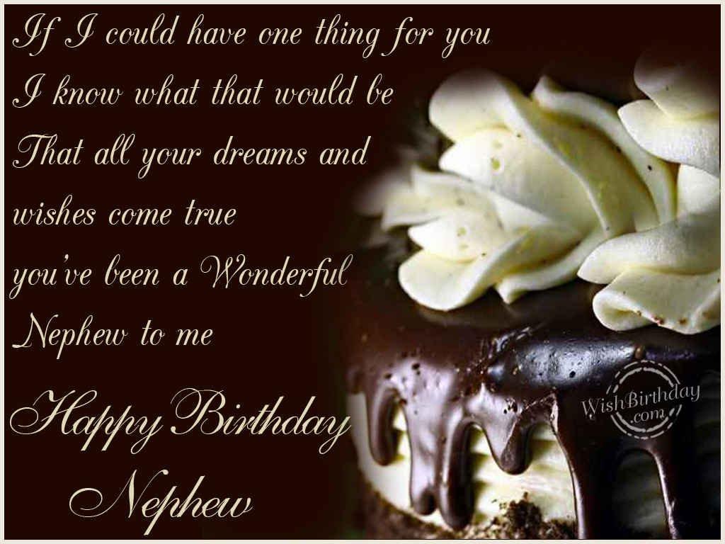 Wishing You A Very Happy Birthday Nephew Wishbirthday Com