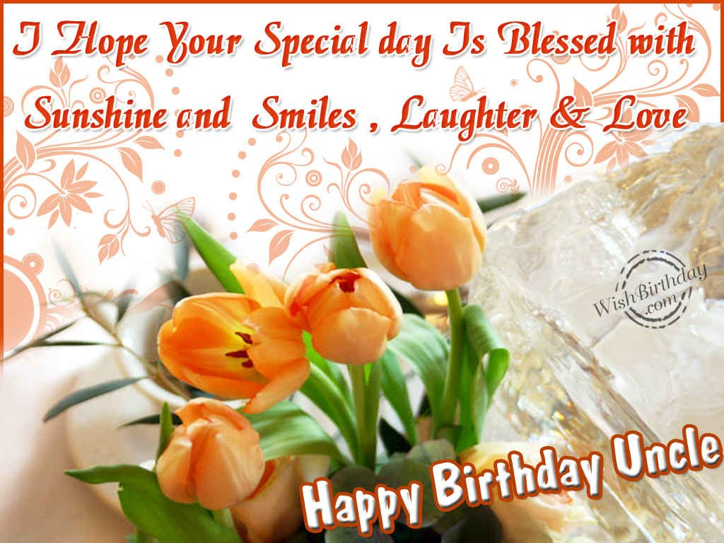 Happy birthday uncle wishbirthday
