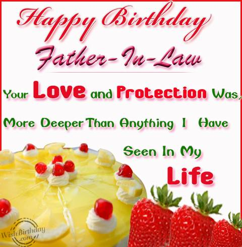 Love And Protection of Father-in-law