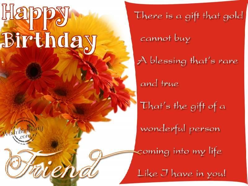 Happy Birthday To A Wonderful Person Wishbirthday Com Happy Birthday Wishes To A Wonderful Friend