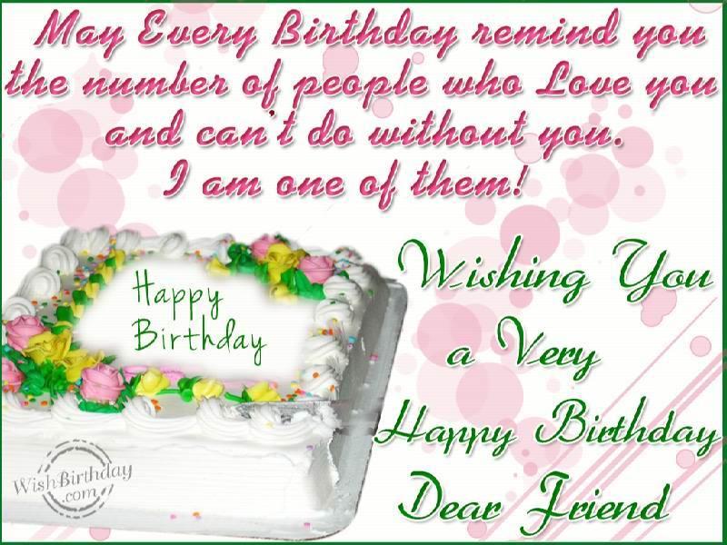 Wishing you a very happy birthday dear friend wishbirthday wishing you a very happy birthday dear friend m4hsunfo