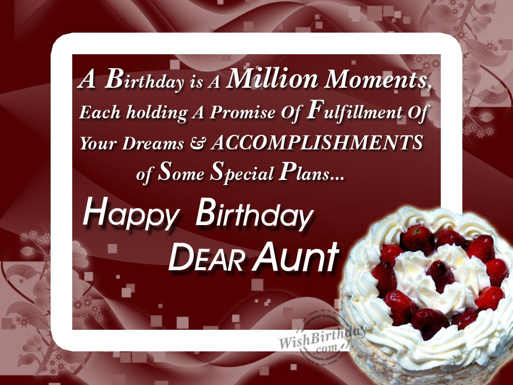 Birthday wishes for aunt birthday images pictures wishing you many happy returns of the day my dear aunt m4hsunfo