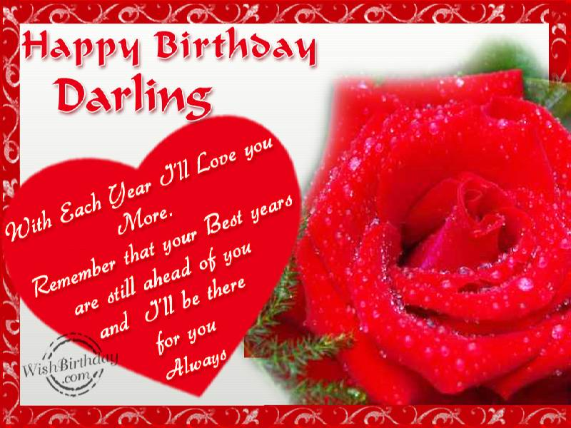 My Love Is Increasing Day By Day WishBirthday – Birthday Cards for Husband with Love