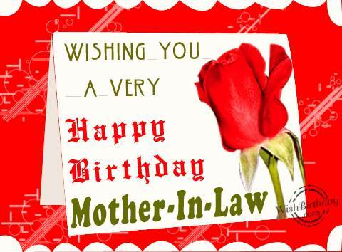Wishing you a very happy birthday mother in law wishbirthday wishing you a very happy birthday mother in law m4hsunfo