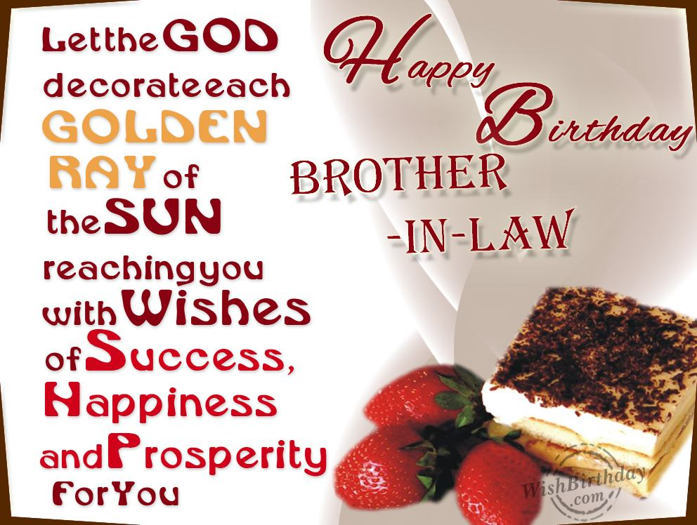 Gurinder Jeet – Happy Birthday Card for My Brother