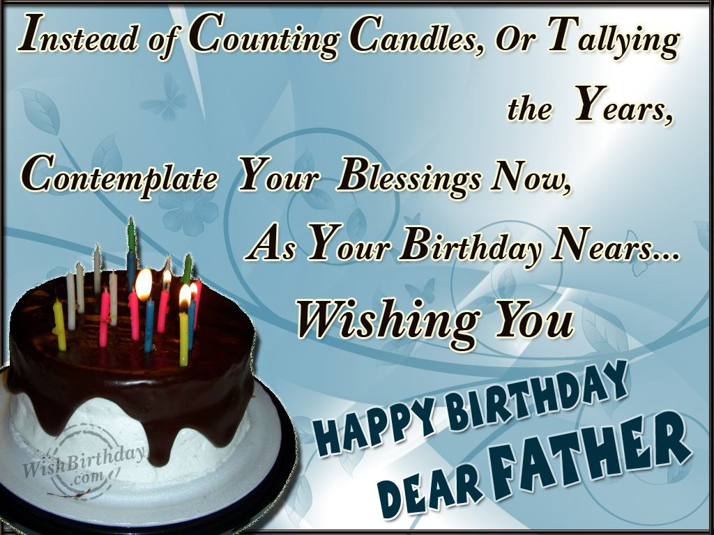 Birthday wishes for father in law birthday images pictures happy birhday my dear dad kristyandbryce Image collections