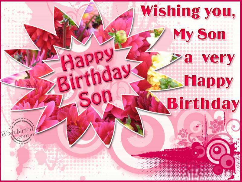 Happy Birthday Son Funny Quotes. QuotesGram