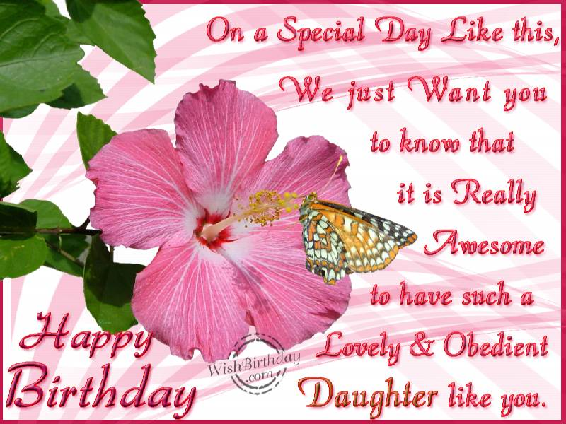 images of birthday wishes for daughter - photo #11