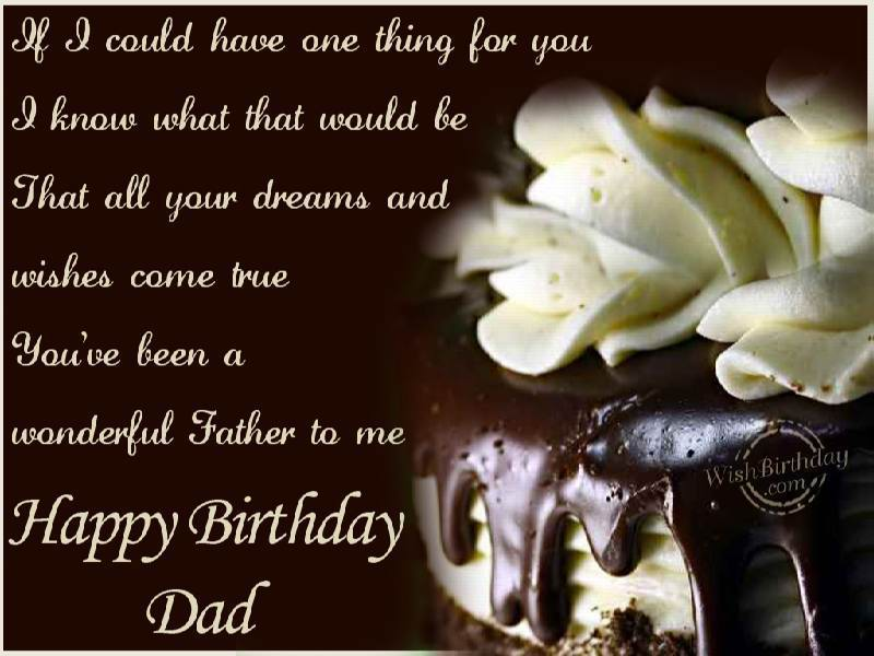 Happy birthday to a wonderful dad wishbirthday happy birthday to a wonderful dad m4hsunfo