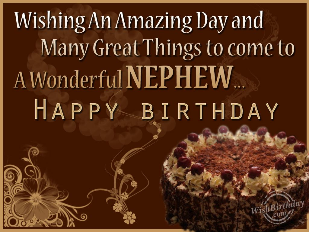 Birthday Wishes For Nephew Birthday Images Pictures Happy Birthday Wishes To Nephew