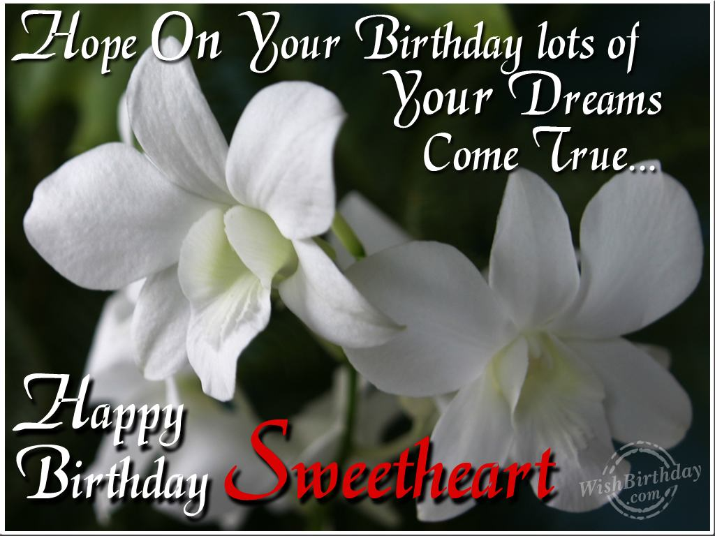 Birthday Wishes for Boyfriend - Birthday Images, Pictures
