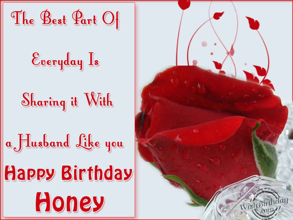 Happy Birthday Dear Wishbirthday Com Happy Birthday Wishes For Husband