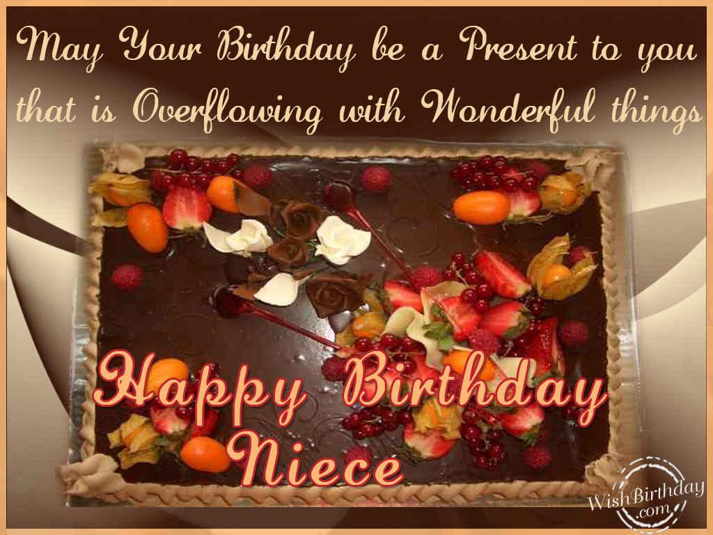 Doc Birthday Greetings Niece Happy Birthday Wishes for Niece – Niece Birthday Greetings