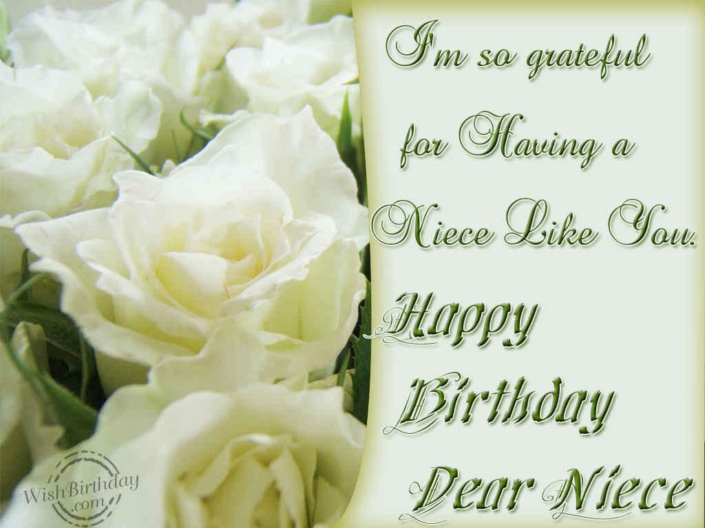Happy Birthday Great Niece Wishbirthday Com