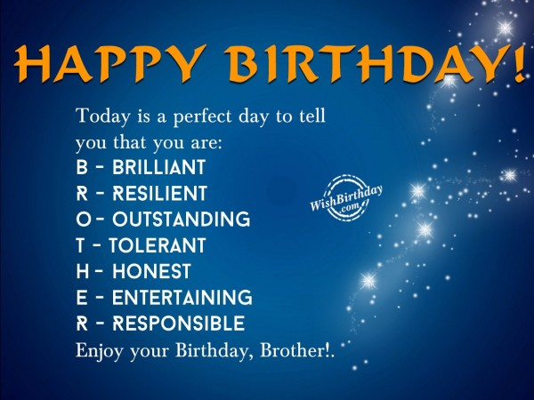 Have A EnjoyFull Birthday