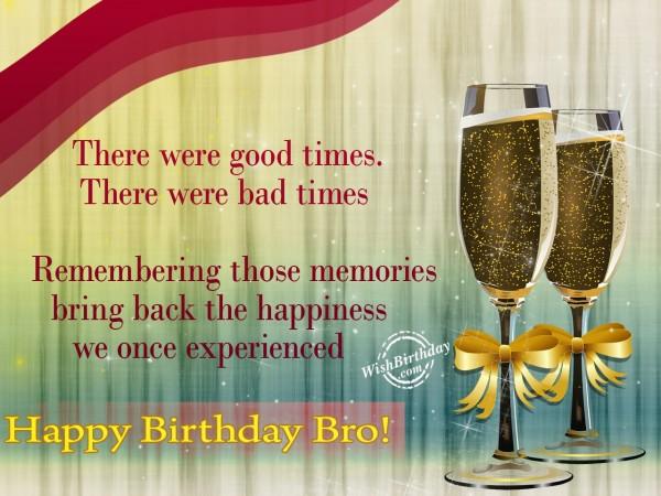 Have a Memorable Birthday