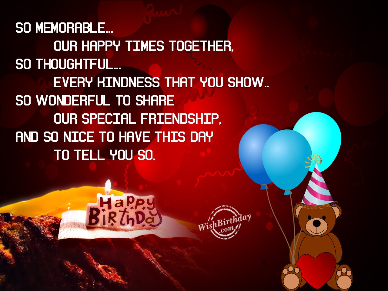 Birthday Wishes For Best Friend Girl Images ~ Birthday wishes for best friend images pictures