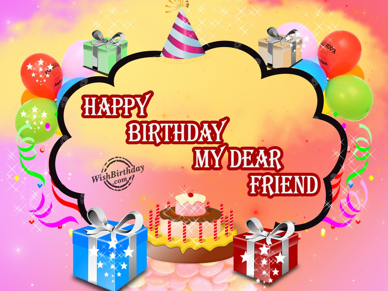 Image Result For Birthday Greetings My
