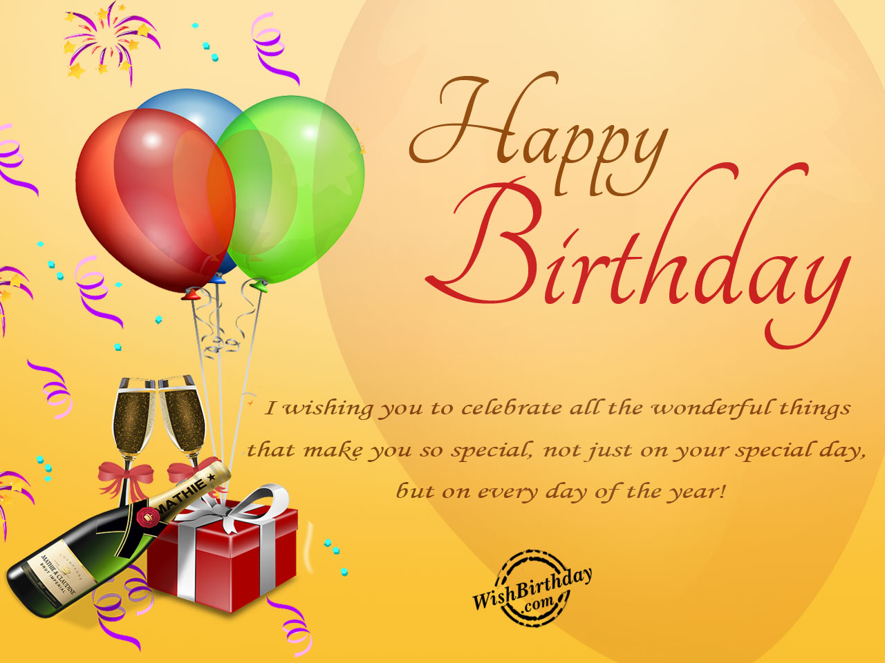 birthday wishes with alcohol   birthday images pictures