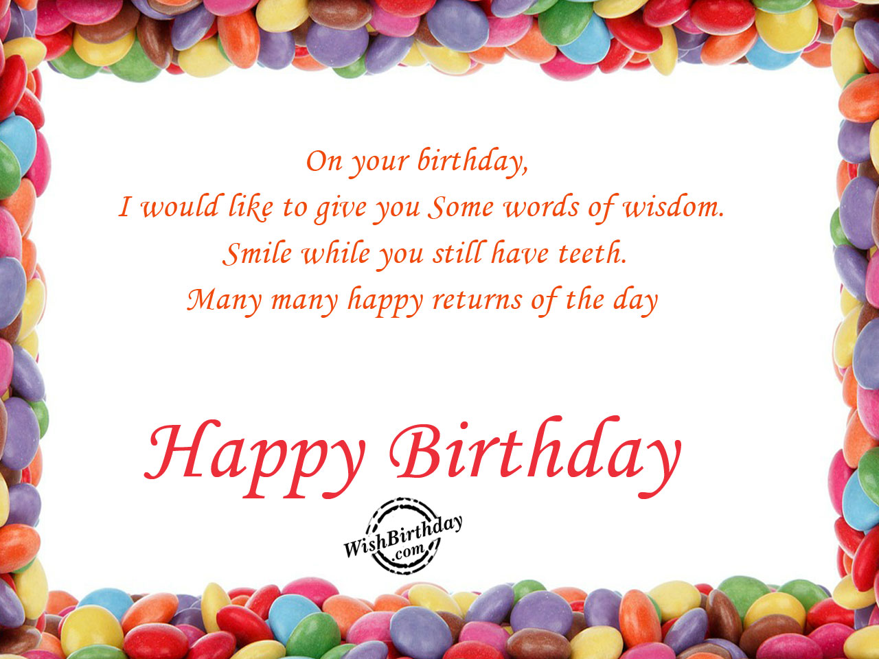 Many Many Happy Returns Of The Day Wishbirthday Com Wish You Many Many Happy Birthday