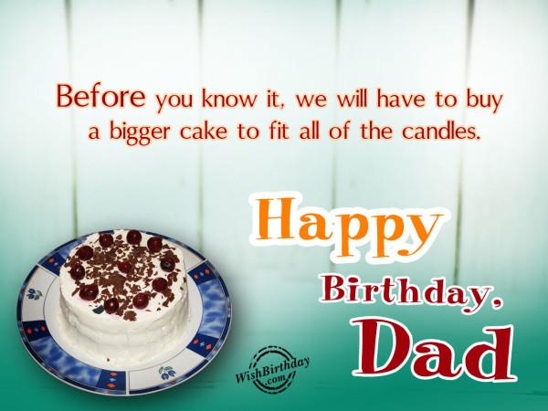 We will buy bigger cake,Happy Birthday-WB3