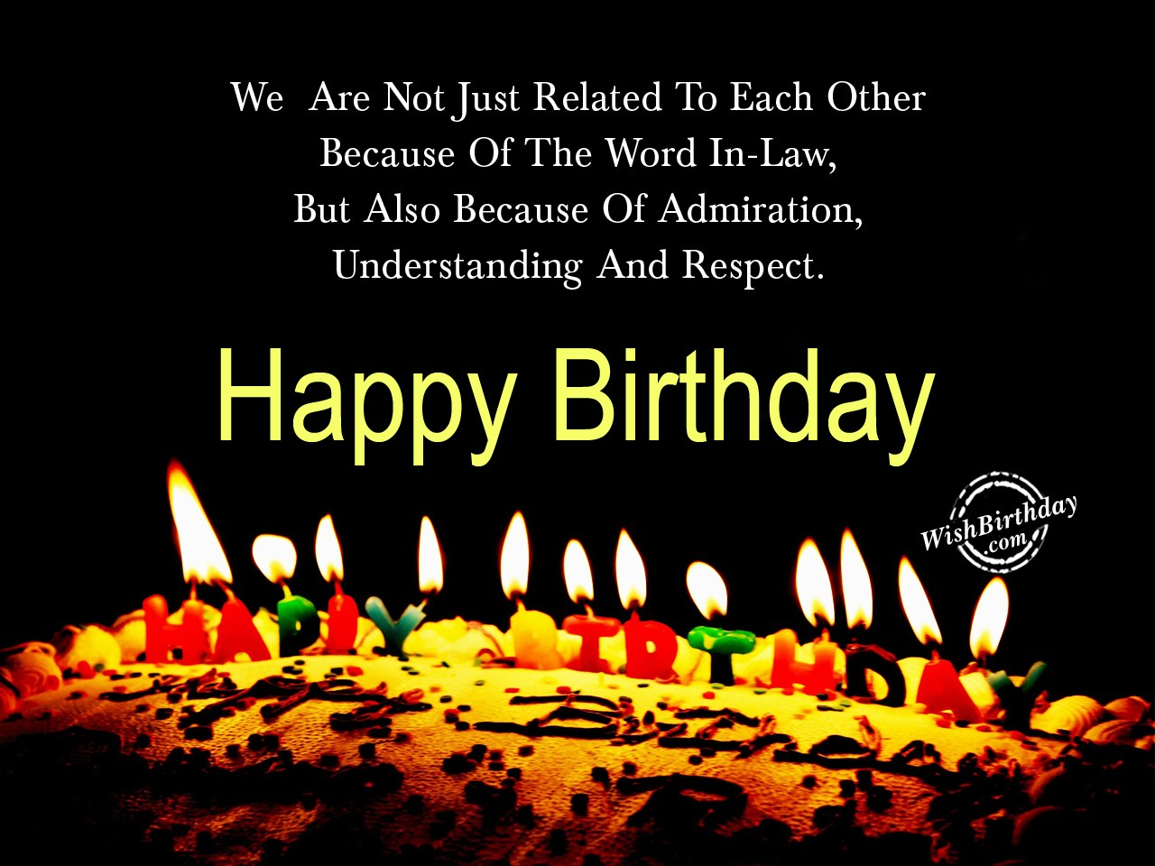 Birthday Wishes For Brother In Law ~ Happy birthday brother in law wishbirthday