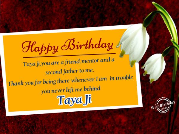 Taya ji ,Happy birthday
