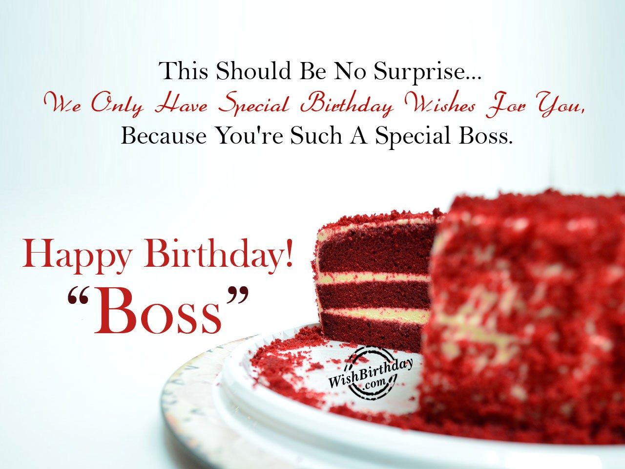 Birthday wishes for boss birthday images pictures happy birthday boss you are such a special boss kristyandbryce Gallery