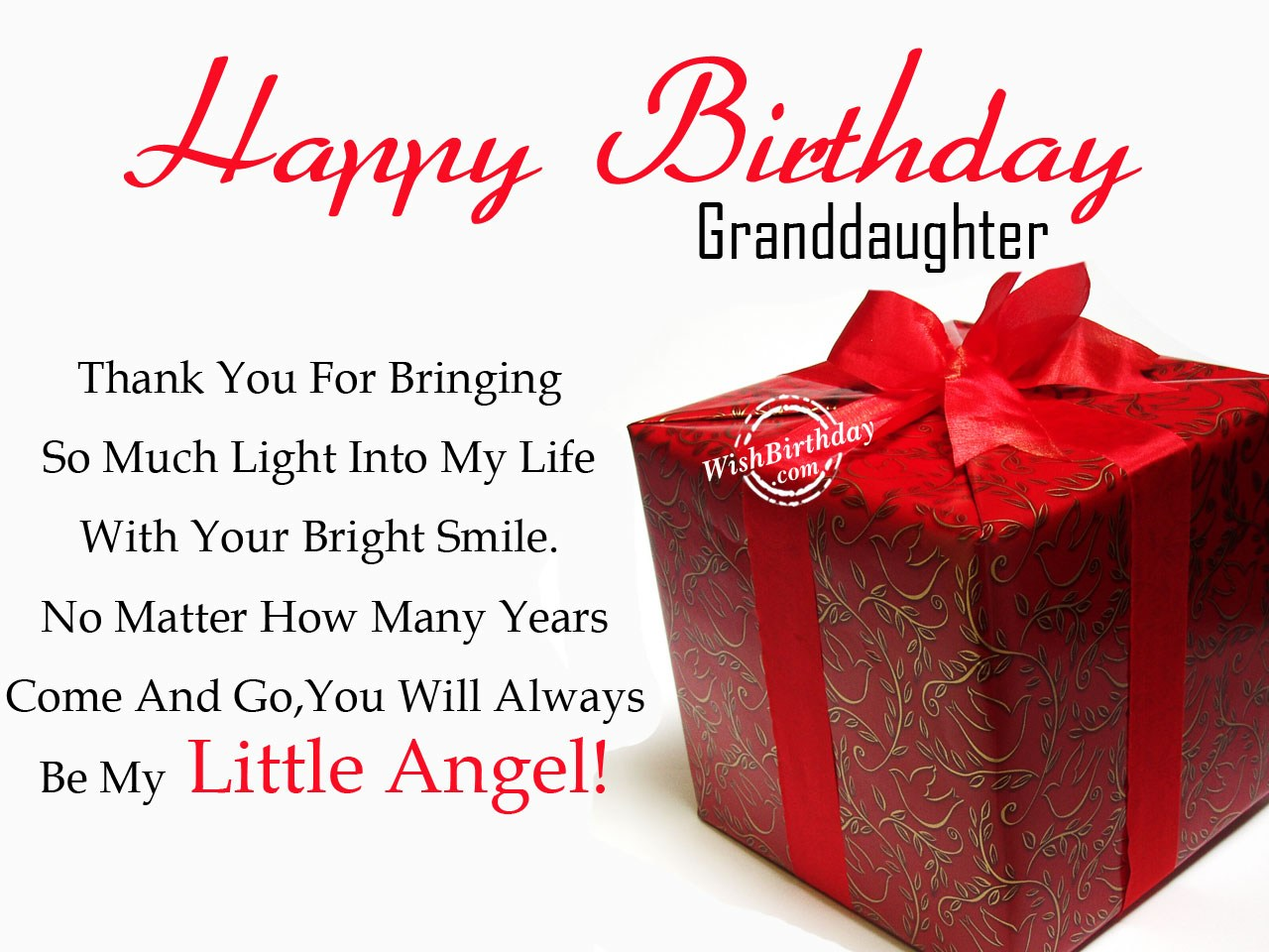 Birthday Wishes For Granddaughter Birthday Images Pictures – Birthday Greetings Granddaughter