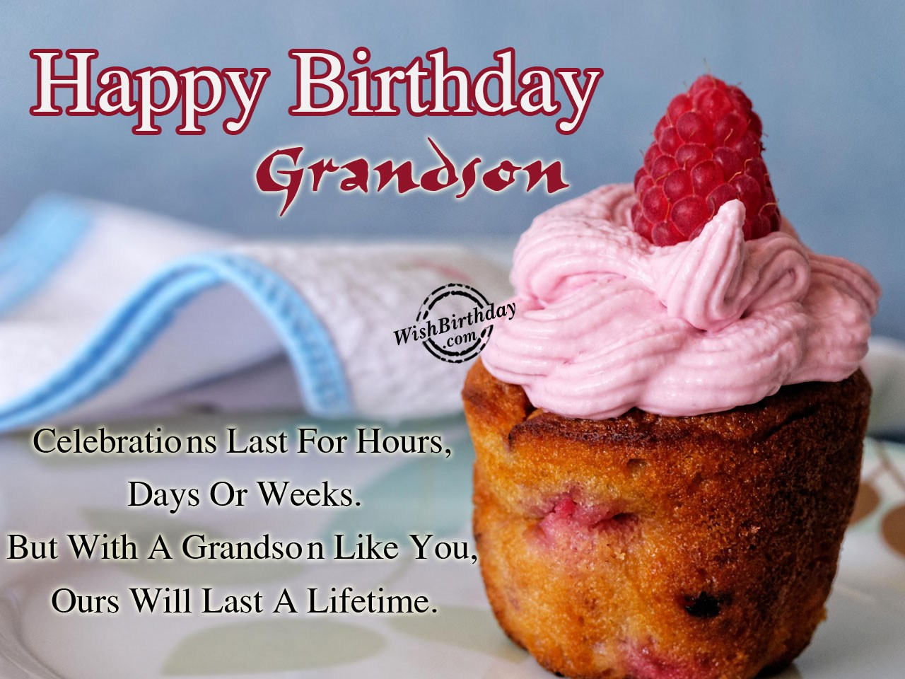 Birthday wishes for grandson birthday images pictures happy birthday my grandson m4hsunfo