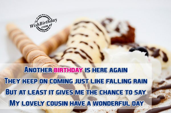Another Birthday Is Here Again - WishBirthday.com