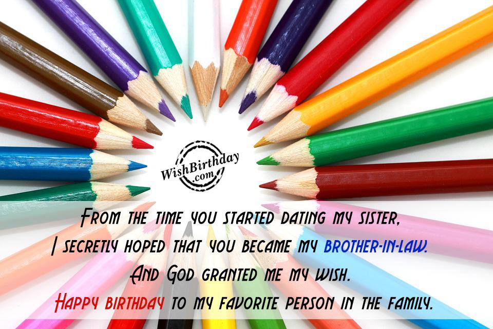 Dating my god brother birthday
