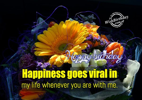Happiness Goes Viral In My Life-wb52