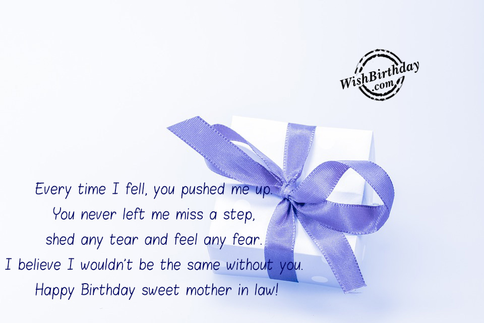Birthday wishes for mother in law birthday images pictures happy birthday sweet mother in law wb42 m4hsunfo