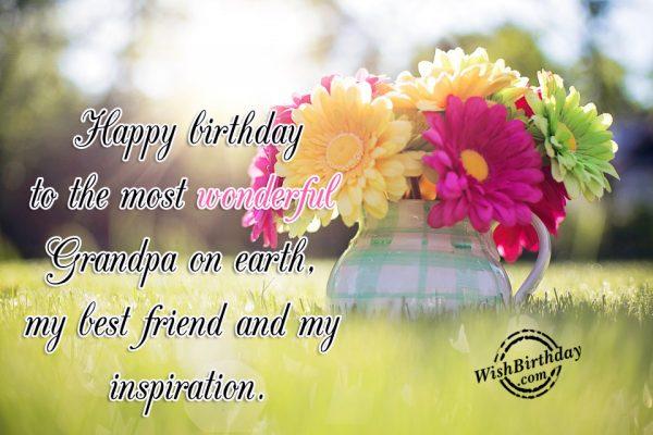 Happy Birthday To The Most Wondeful Grandpa-wb34