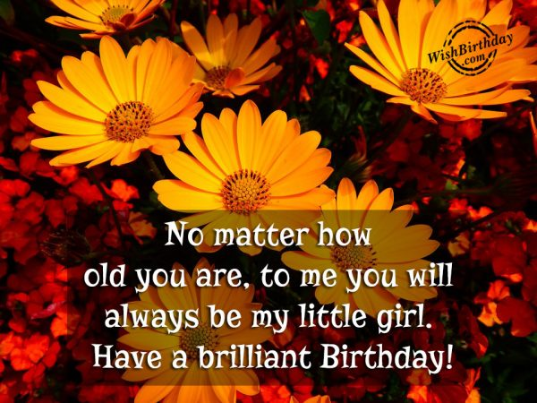 Have A Brilliant Birthday