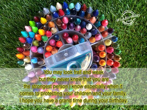 I Hope You Have A Grand Time During Your Birthday - WishBirthday.com