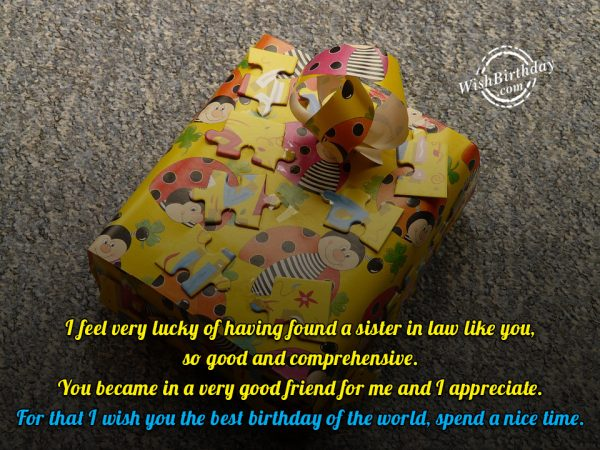 I Wish You The Best Birthday Of The World-wb65