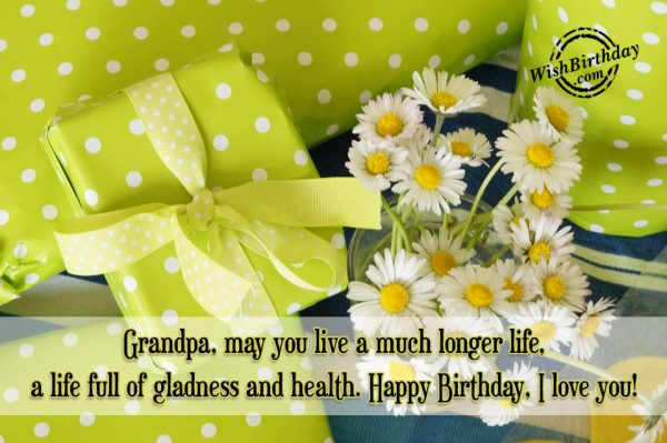 May You Live A Much Longer Life-wb36