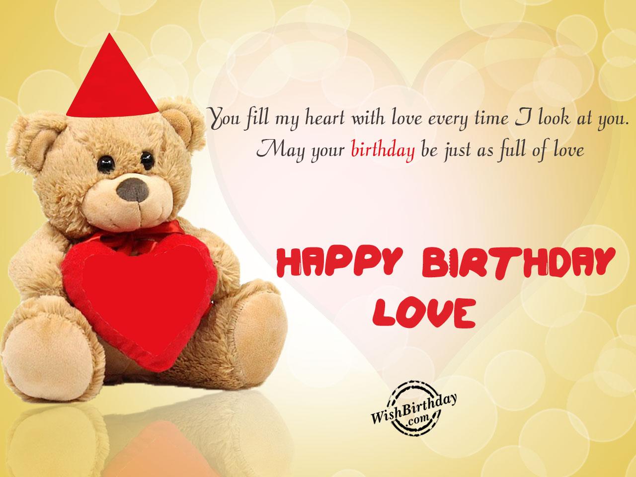 Birthday Wishes For Boyfriend Birthday Images Pictures – Birthday Greeting for Boyfriend