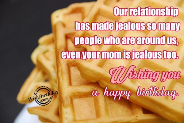 Wishing You A Happy Birthday - WishBirthday.com